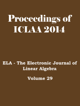 Proceedings iclaa2014