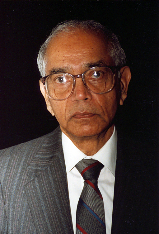 Prof. C. R. Rao